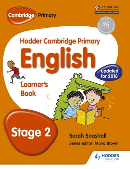 Hodder Cambridge Primary English: Student Book Stage 2