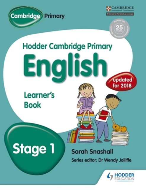 Hodder Cambridge Primary English: Student Book Stage 1