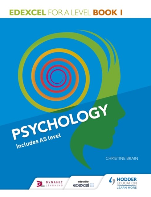 (ebook) Edexcel Psychology for A Level Book 1
