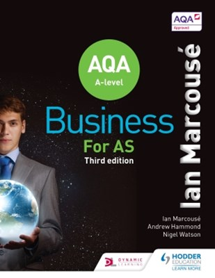 (ebook) AQA Business for AS (Marcousé)