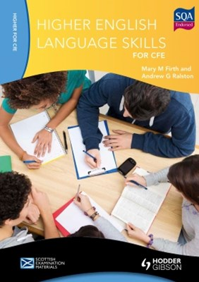 Higher English Language Skills for CfE