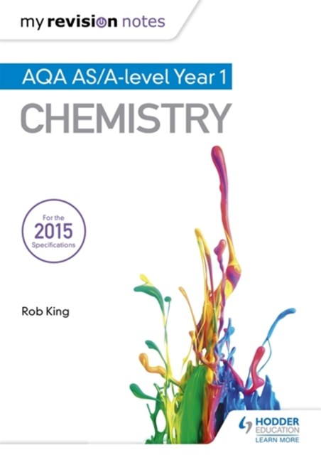 My Revision Notes: AQA as Chemistry