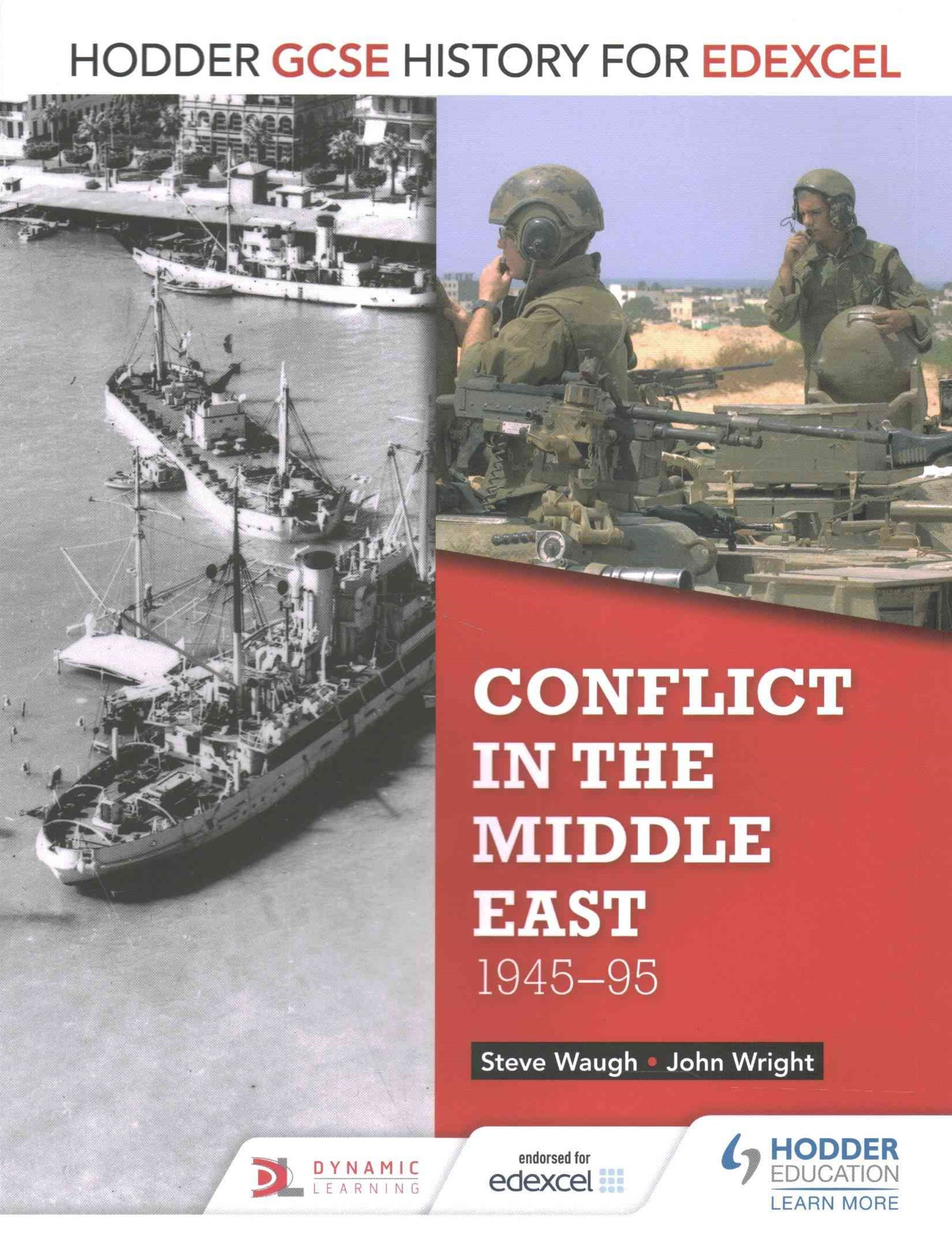 Conflict in the Middle East, 1945-95