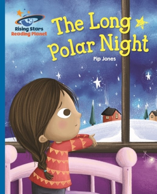 Reading Planet - The Long Polar Night - Blue: Galaxy