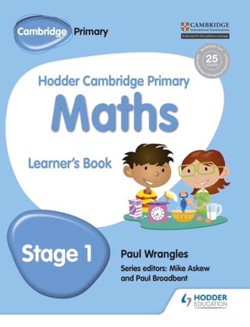 Hodder Cambridge Primary Mathematics Learner's