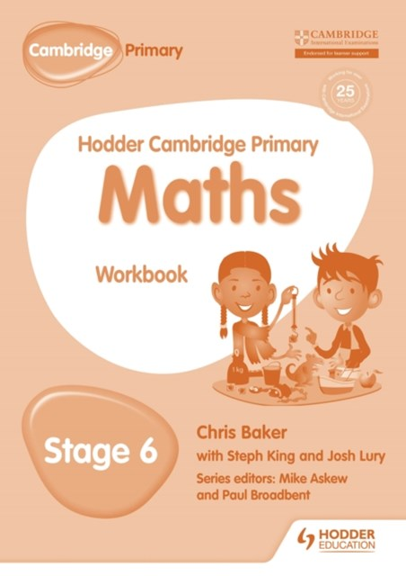 Hodder Cambridge Primary Maths Workbook 6