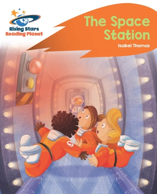 Reading Planet -The Space Station - Orange