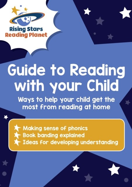 Reading Planet - Guide to Reading with your Child [Pack of 10]