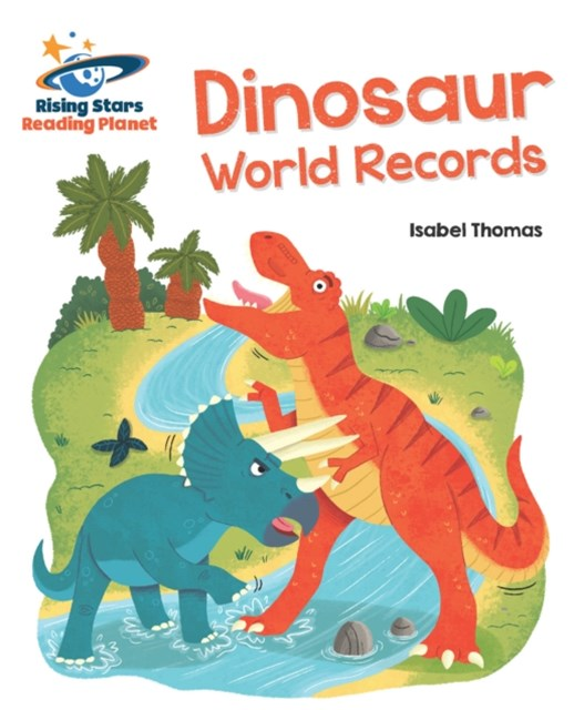 Reading Planet - Dinosaur World Records - Turquoise