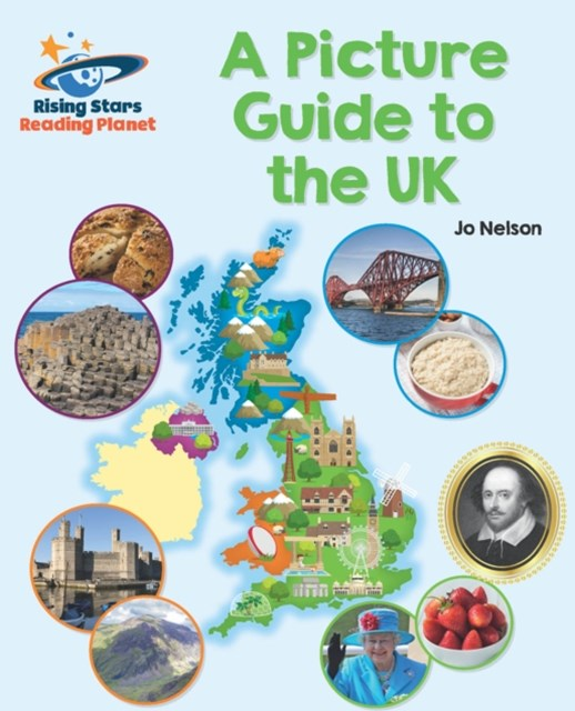 (ebook) Reading Planet - A Picture Guide to the UK - Purple