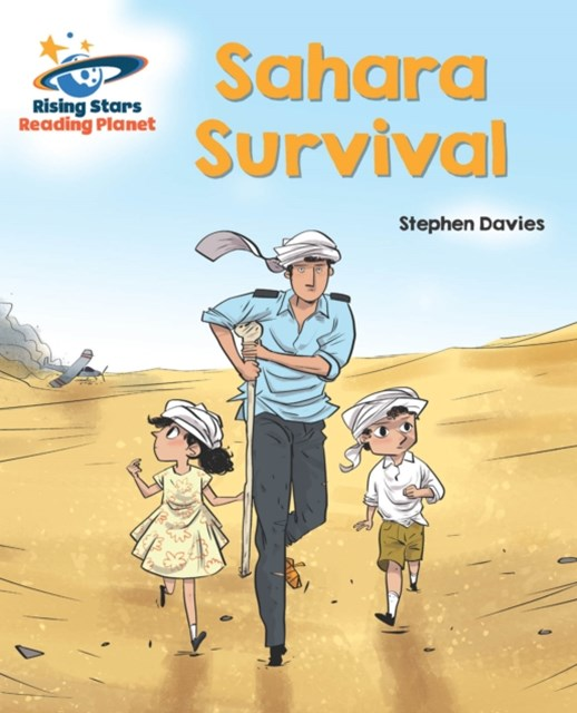 Reading Planet - Sahara Survival - Purple