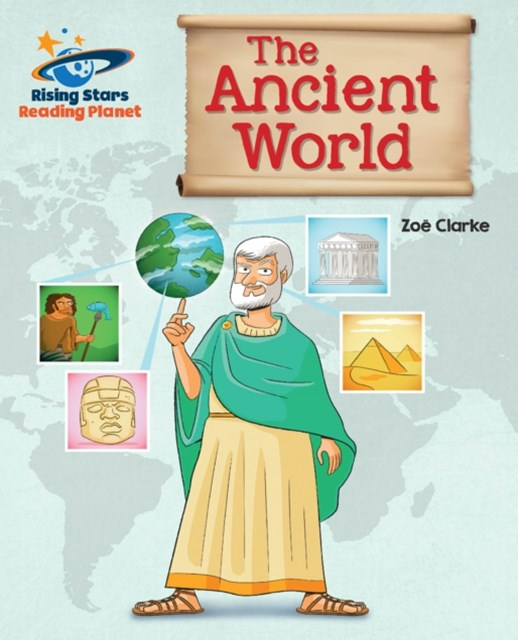 Reading Planet - The Ancient World - Gold