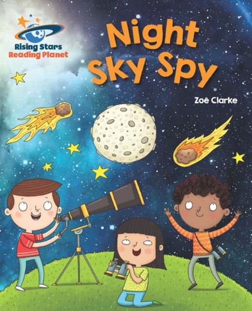 Reading Planet - Night Sky Spy - Gold