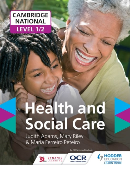 (ebook) Cambridge National Level 1/2 Health and Social Care