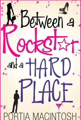 (ebook) Between A Rockstar And A Hard Place
