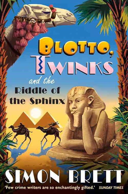Blotto, Twinks and Riddle of the Sphinx