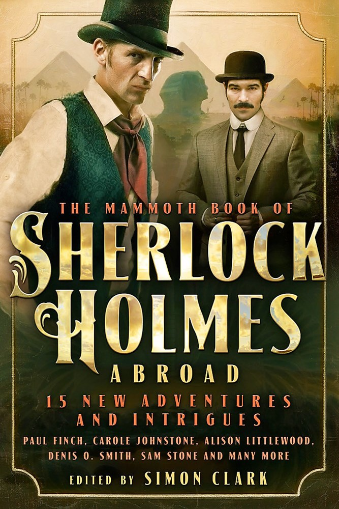 Mammoth Book Of Sherlock Holmes Abroad