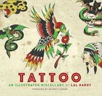 Dymocks mammoth book of new tattoo art by lal hardy for The mammoth book of tattoos