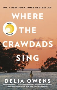 Where the Crawdads Sing by Delia Owens (9781472154644) - HardCover - Crime Mystery & Thriller
