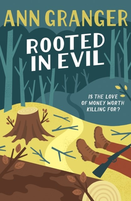 Rooted in Evil (Campbell & Carter Mystery 5)