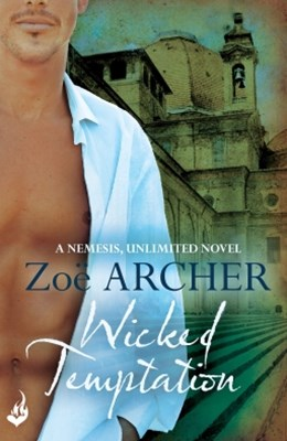 Wicked Temptation: Nemesis, Unlimited Book 3  (A suspenseful historical adventure romance)