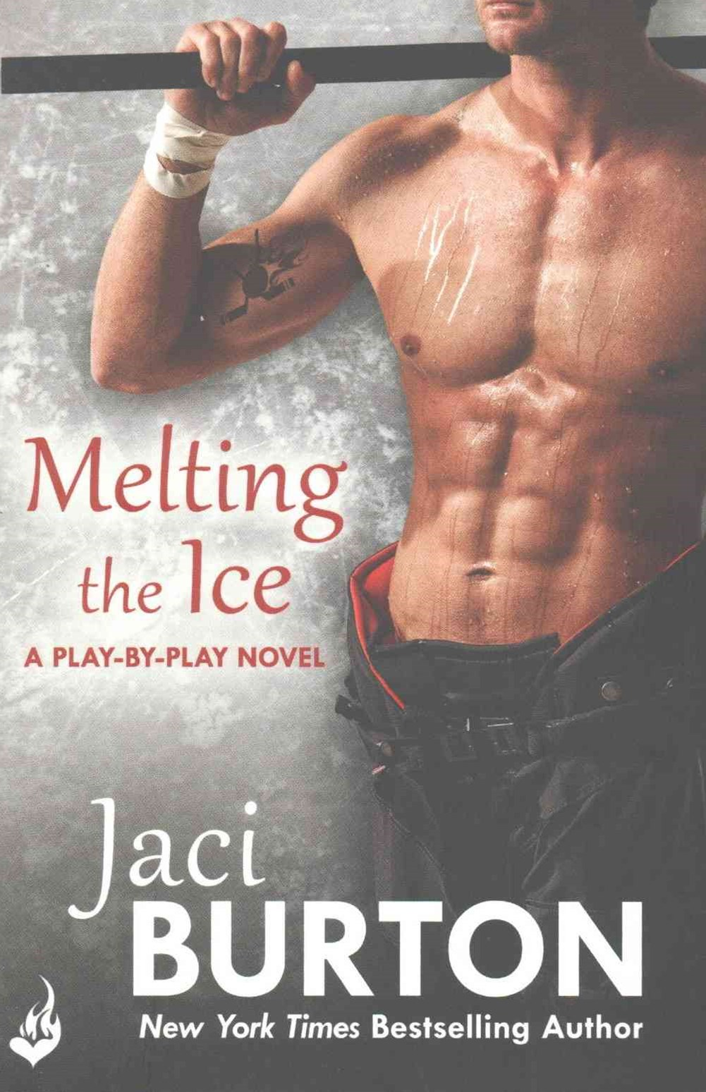Melting The Ice: Play-By-Play Book 7