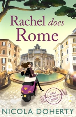 Rachel Does Rome (Girls On Tour BOOK 4)