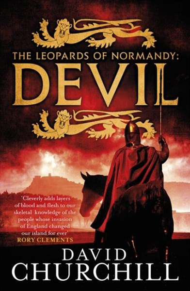 Devil (Leopards of Normandy 1)