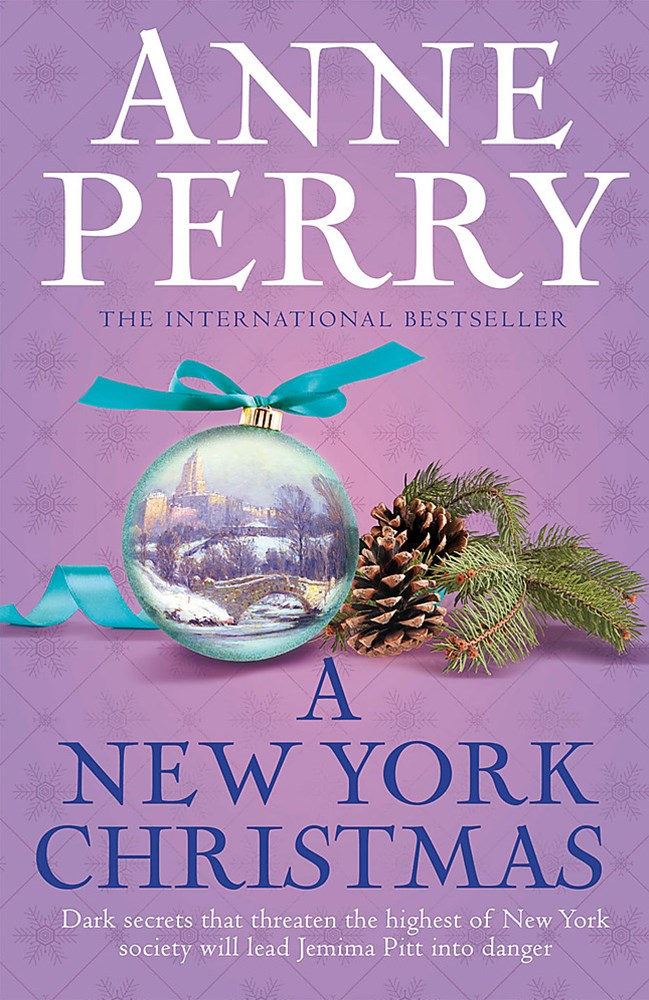 A New York Christmas (Christmas Novella 12)