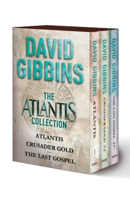 The Atlantis Collection: Atlantis, Crusader Gold, The Last Gospel