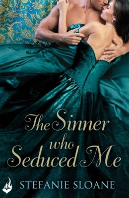 (ebook) The Sinner Who Seduced Me: Regency Rogues Book 3