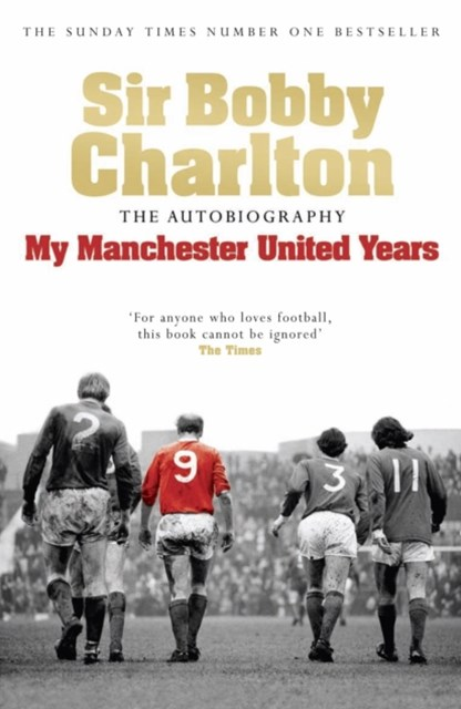 (ebook) My Manchester United Years