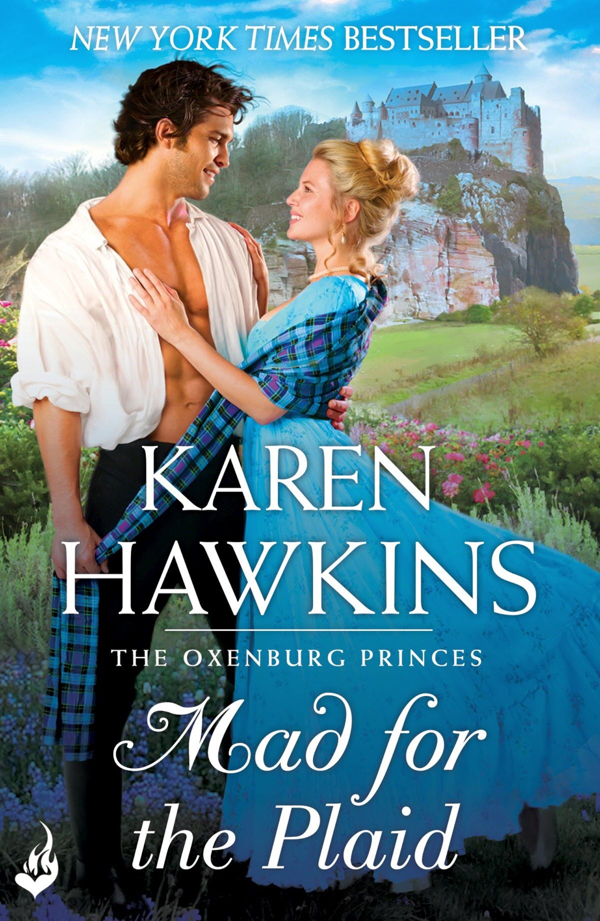 Mad For The Plaid: Princes of Oxenburg 3
