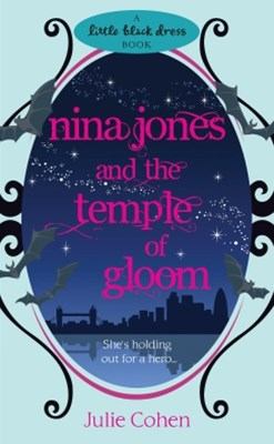 (ebook) Nina Jones and the Temple of Gloom