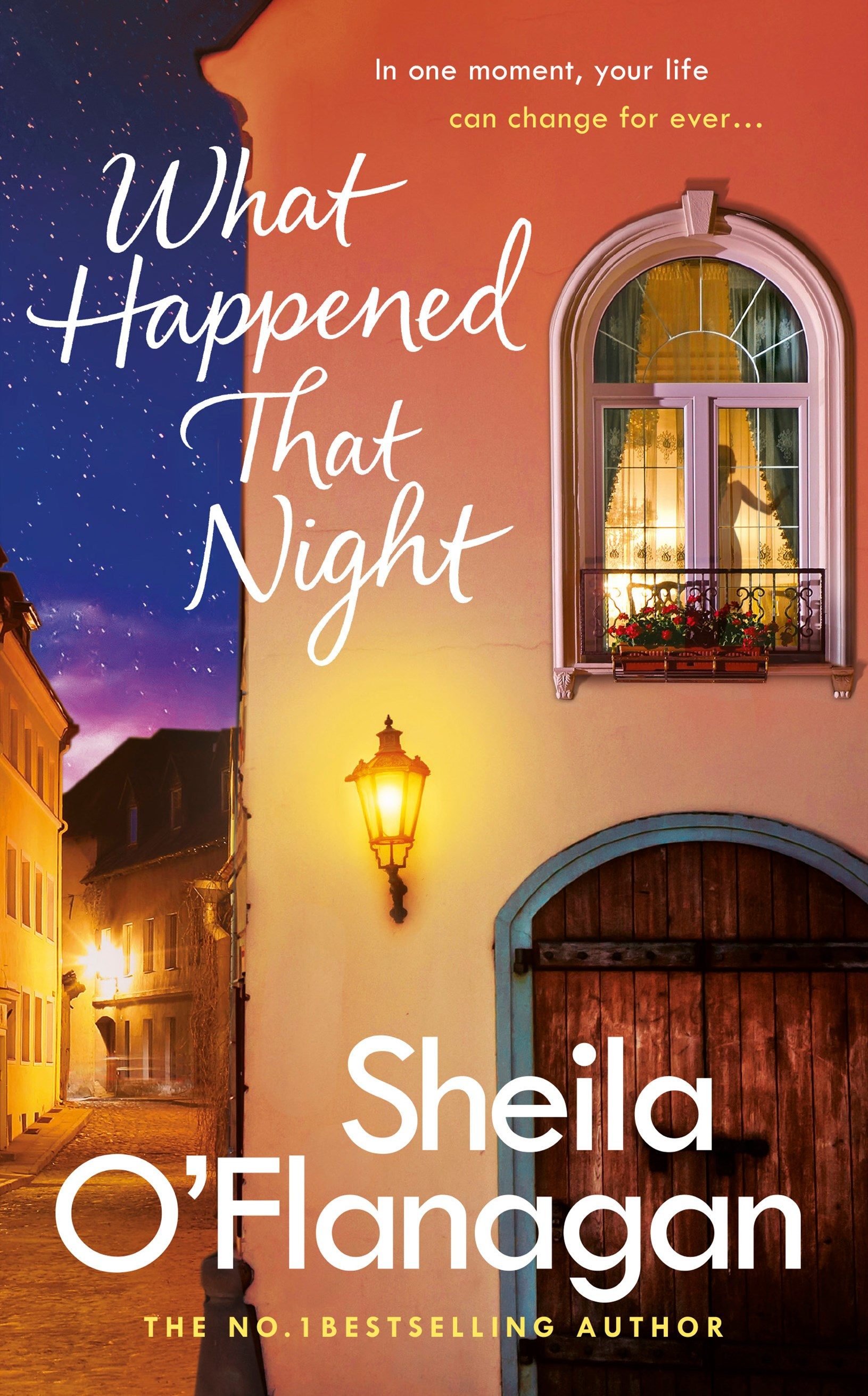 (ebook) What Happened That Night