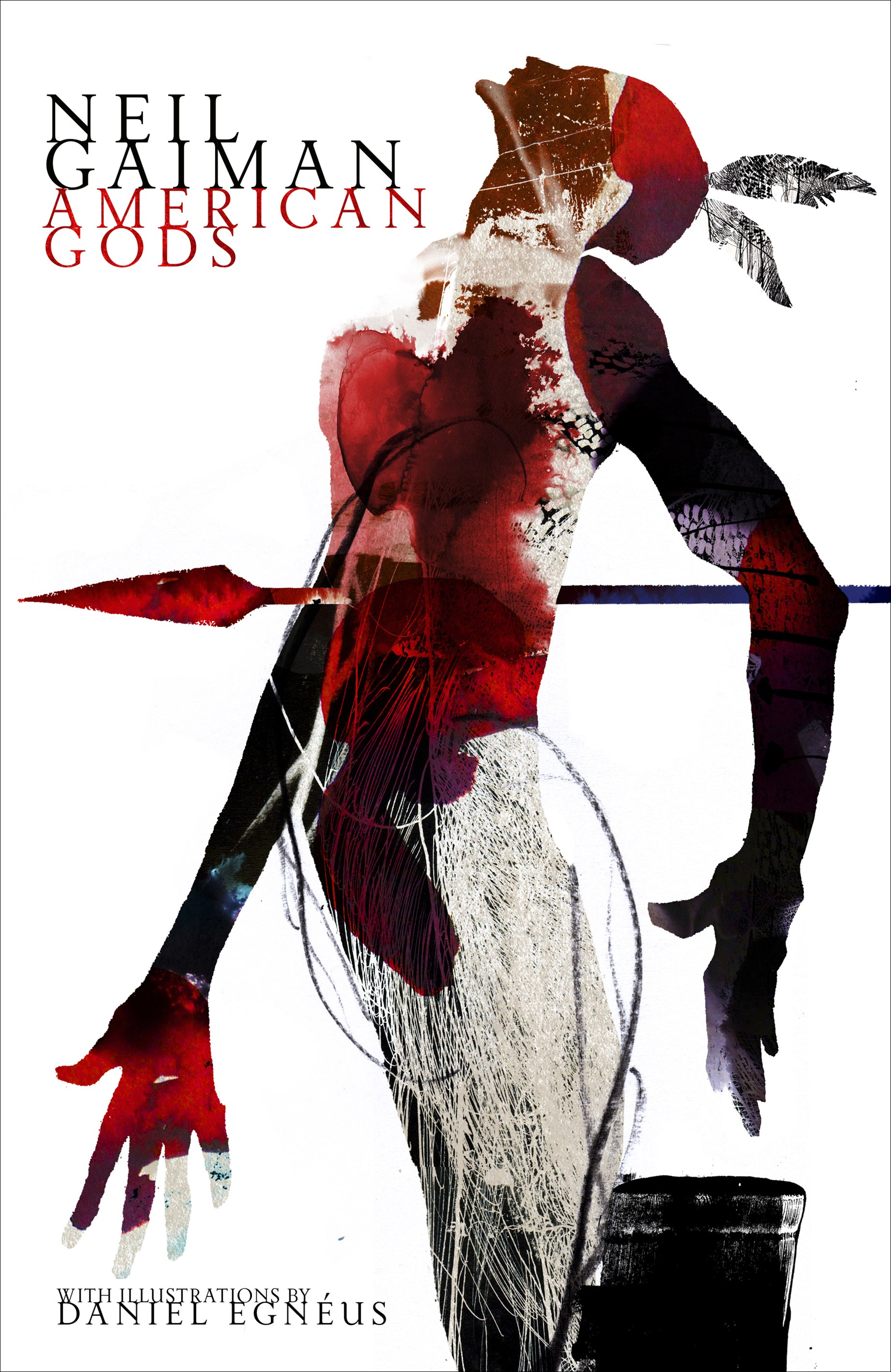 American Gods  Illustrated Edition