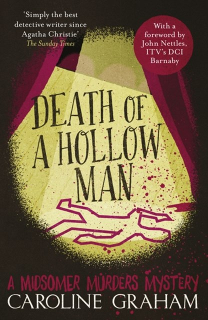 (ebook) Death of a Hollow Man
