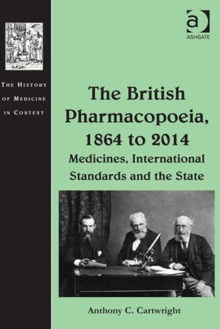 British Pharmacopoeia, 1864 to 2014