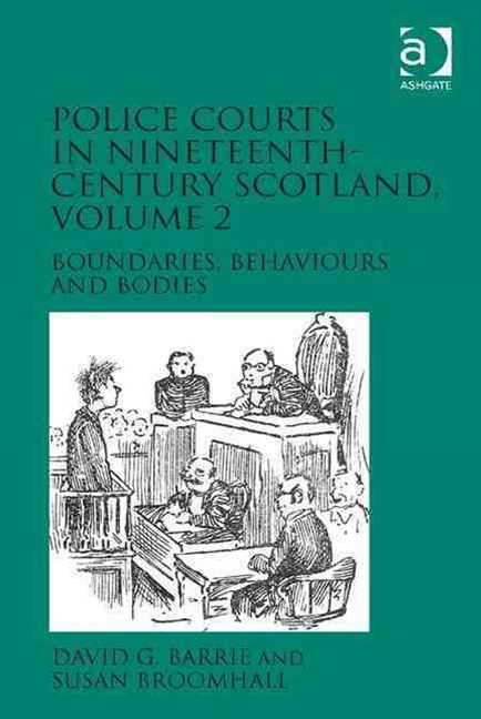 Police Courts in Nineteenth-Century Scotland