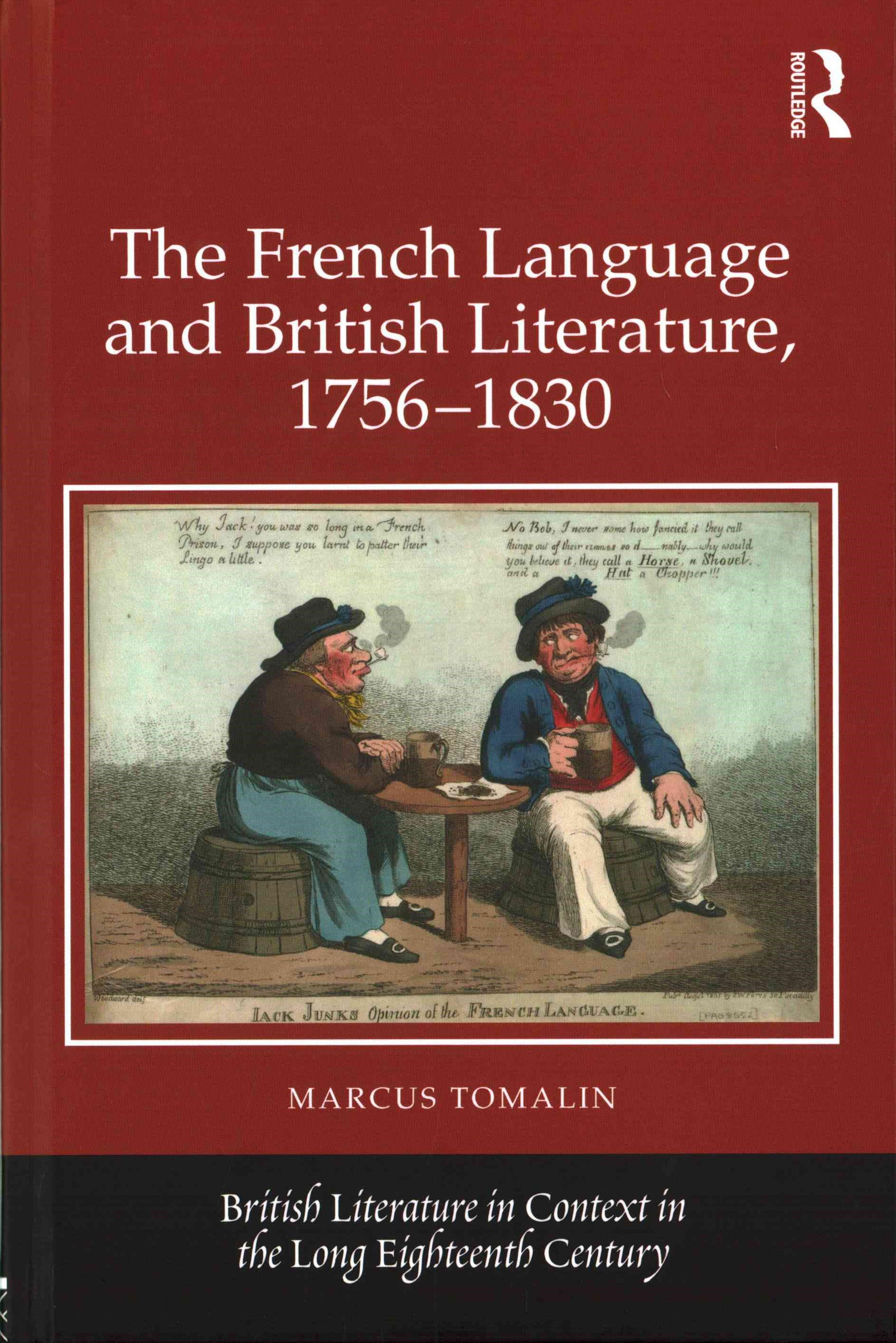 French Language and British Literature, 1756-1830