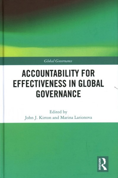 Accountability for Effectiveness in Global Summit Governance