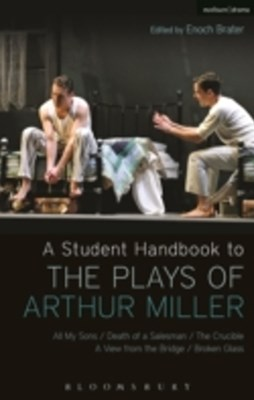 Student Handbook to the Plays of Arthur Miller