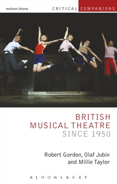 (ebook) British Musical Theatre since 1950
