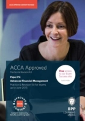 ACCA Options P4 Advanced Financial Management Revision Kit 2014