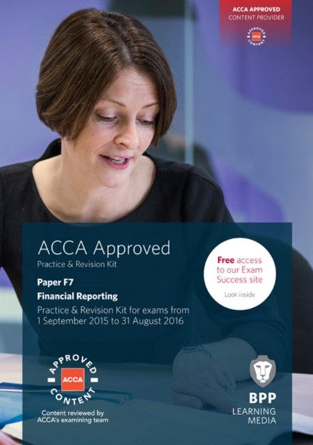 ACCA F7 Financial Reporting
