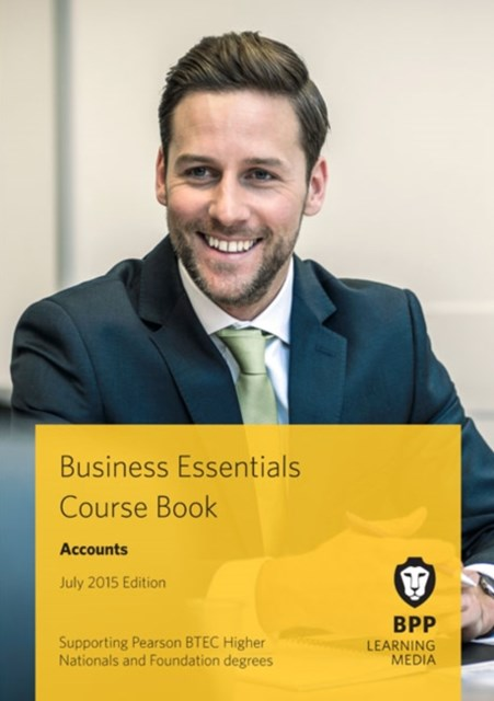 Business Essentials - Accounts Course Book 2015