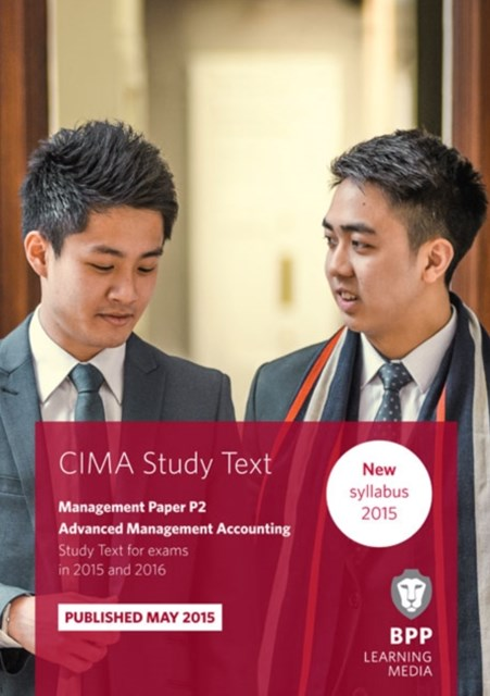 CIMA - P2   Advanced Management Accounting