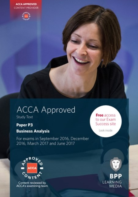 ACCA P3 Business Analysis