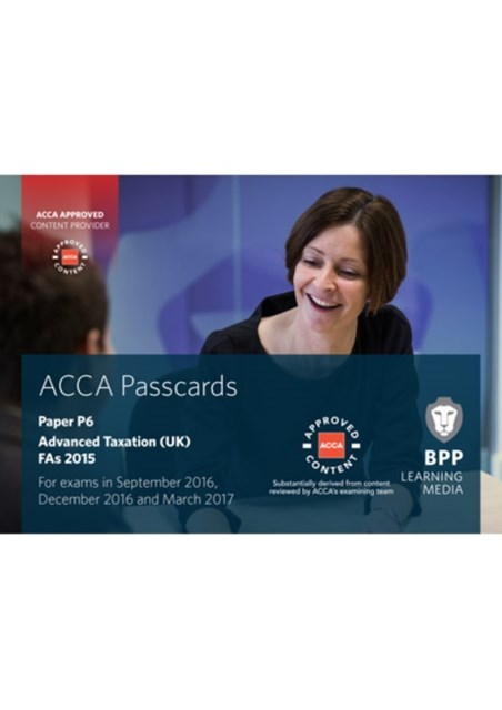ACCA P6 Advanced Taxation FA2015