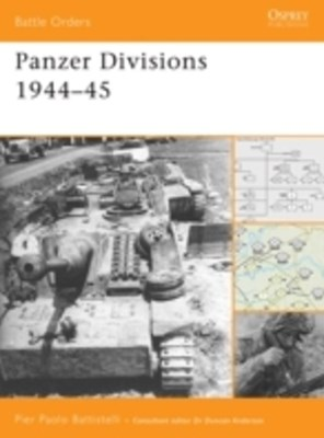 Panzer Divisions 1944 45